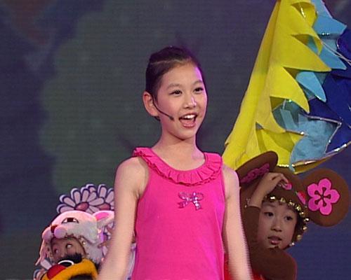 全国儿童歌曲大奖赛 精彩剧照