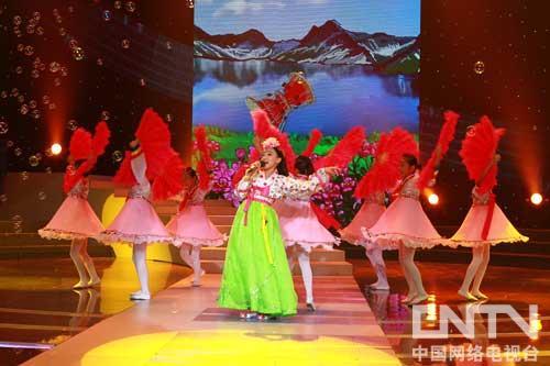 儿童歌曲大奖赛》决赛 第一场《幸福像金达莱一样