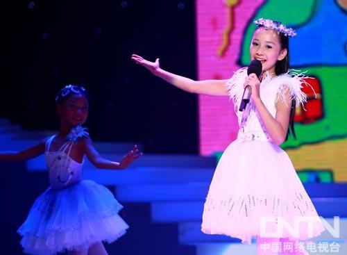 《2010全国儿童歌曲大奖赛》精彩剧照