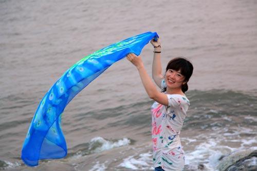 宋文婧:海阔凭鱼跃,天高任鸟飞