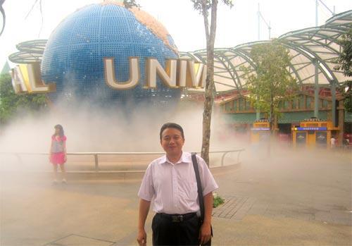 陈鑫:做一个有良知而纯洁的人,让人生快乐而美丽!