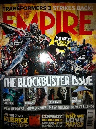 《帝国杂志》封面
