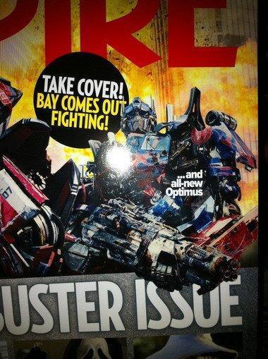 《帝国杂志》封面局部特写:加强级擎天柱