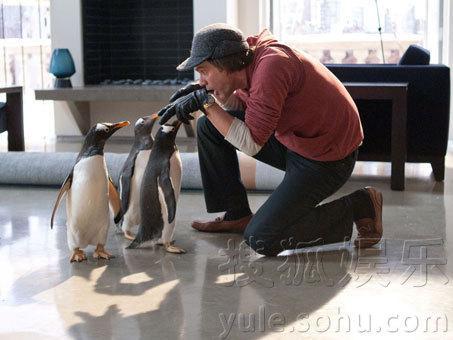 《波普先生的企鹅》剧照