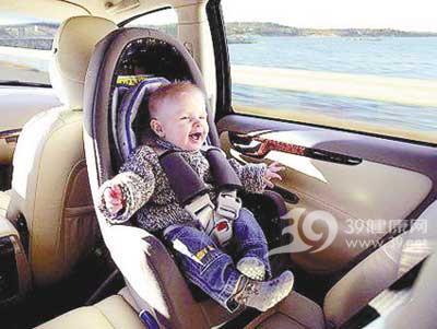 警惕儿童乘车十大意外伤害