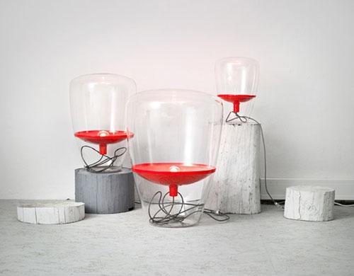 创意小发明 玻璃气球灯