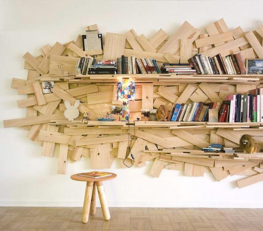 废旧木板再利用