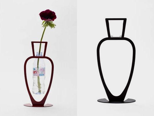 优雅环保的矿泉水瓶花瓶-动画片台-中国网络电视台图片