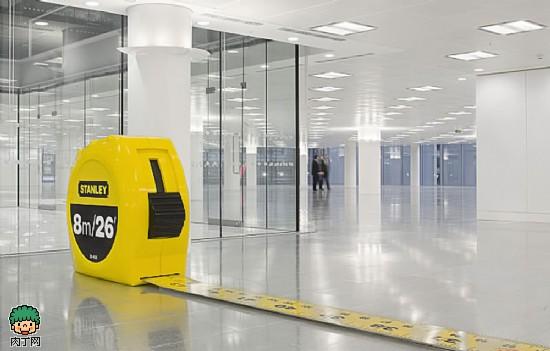 這一系列國外設計師創意的線性辦公室