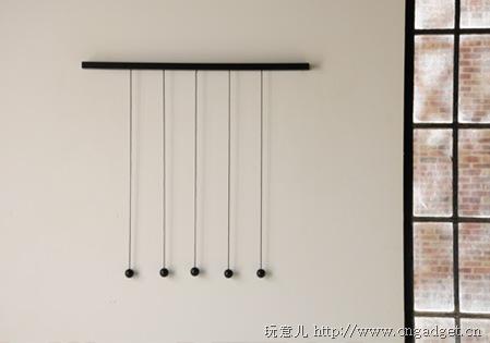 简单的杂志书架_室内空气净化网; 简洁明了-简单的竖线书架 | 视觉