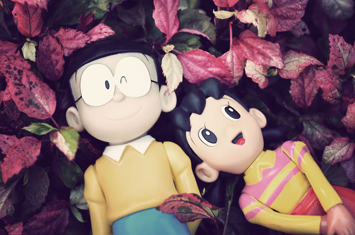 哆啦a梦爱意绵绵的爱情-动画片台-中国网络电