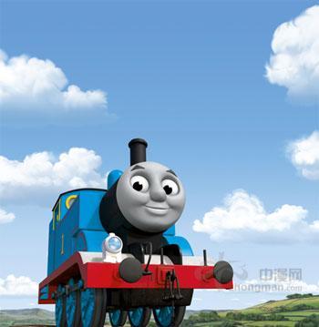 """前儿童品牌""""火车头托马斯""""将推出一部全新cg动画电影"""