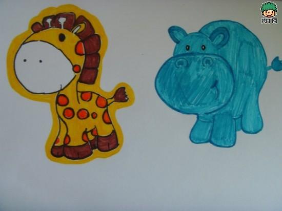 儿童绘画教程—可爱的儿童创意绘画作品-封存 日志页