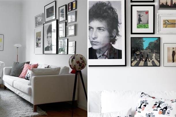 创意挂画墙 客厅挂画 餐厅挂画及沙发背景墙挂画设计效果