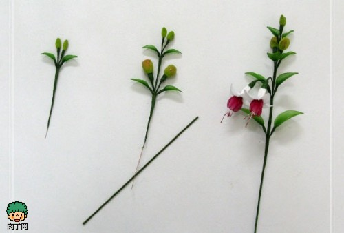 小学生手工制作花朵步骤