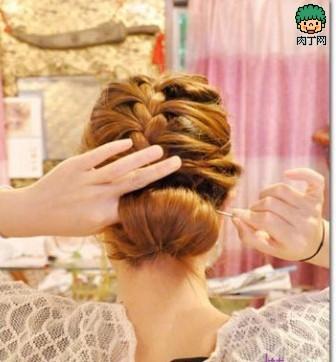 MM教你韩式中日志图解长发编发-封存软件测发型发型设计有没有图片