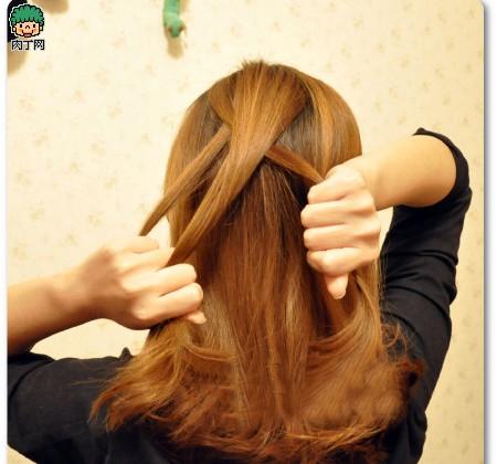 4款韩式适合步骤短发教程图片编发让你迅速魅又什么是详解脸长的发型图片