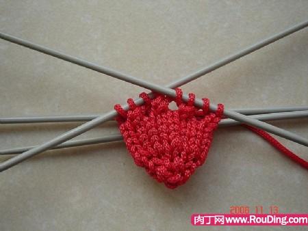 棒针织围巾起针视频_毛衣的起针、松紧边及加针方法封存日志测试