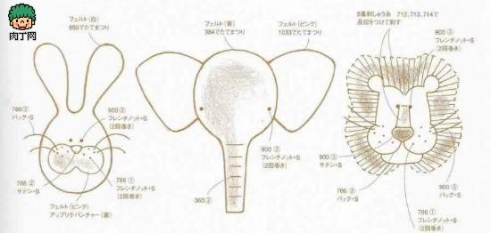 简单中国刺绣图案, 儿童毛衣刺绣图案-家里手工刺绣超