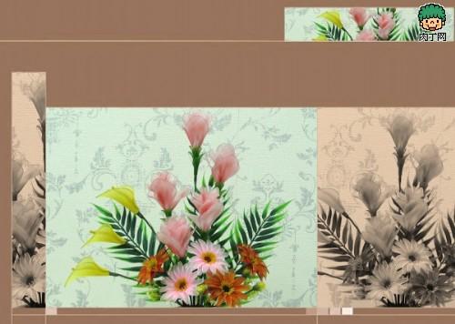 马蹄莲_素描画法步骤图片