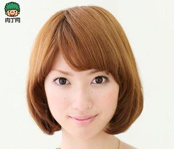 短发发型设计 diy短直发扎法方法