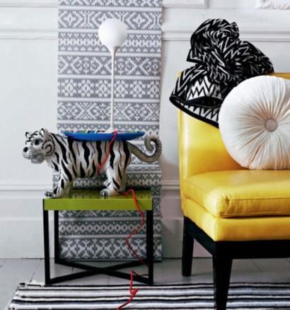 10个创意家居设计搭配灵感 个性家居饰品修饰你的家