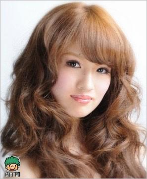 多款女说说刘海发型女士及短齐刘海碎发生长-关于短头发的图片的解析图片