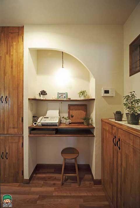 7万元翻新80平家庭室内装修样板房整体效果图