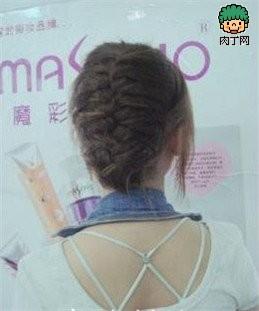 蜈蚣辫发型扎法步骤内容|蜈蚣辫发型扎法步骤版面 ...