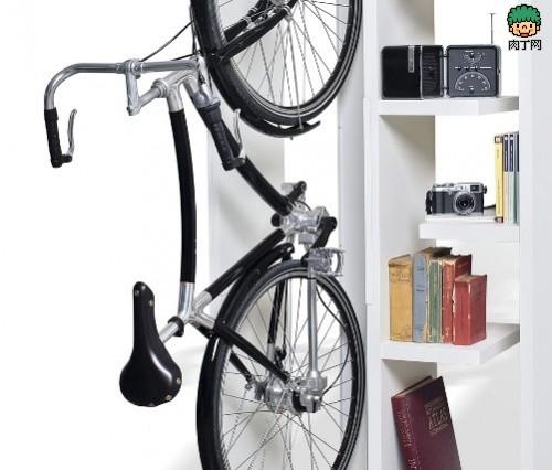 打造你的专属自行车停车位