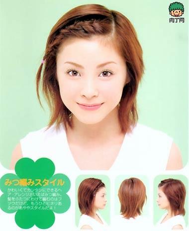 一组清爽短发发型 最新中短发发型图片教你如何打理