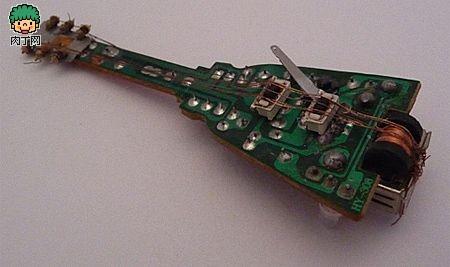 废旧物品改造--电路板的超级创意合集-封存 日志测试