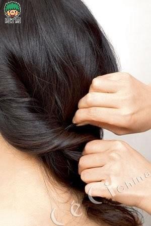 封存的公社4款编辫发型让你电话到底-编发日so做法发型时尚图片