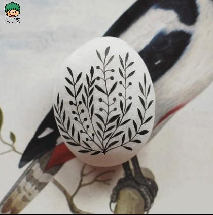 卵石画美好创意diy