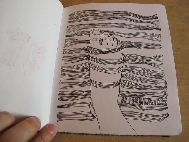 自制本子创意 手绘本子欣赏