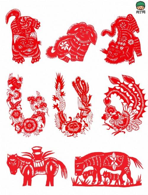 高密剪纸艺术简介、高密剪纸图案欣赏-封存 日志测试页-中国网络电视台