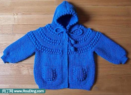 钩针编织毛衣阁图样 男士毛衣编织图样 毛衣编织机器猫图样高清图片
