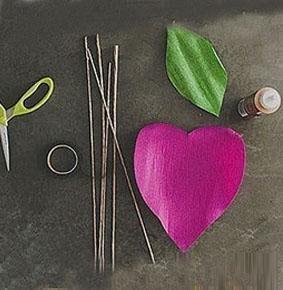 手工制作纸花朵-牡丹花的折法教程-封存
