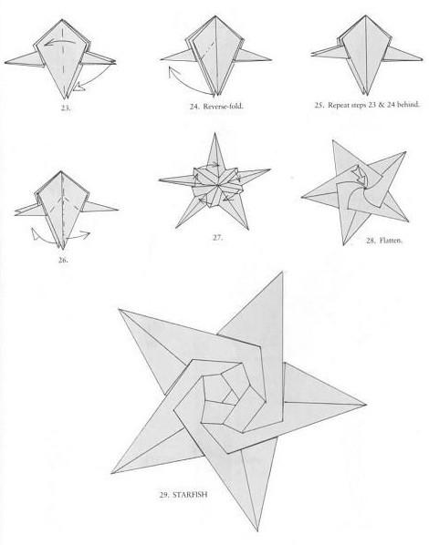 简易花球的折法步骤图_50种简单花的叠法
