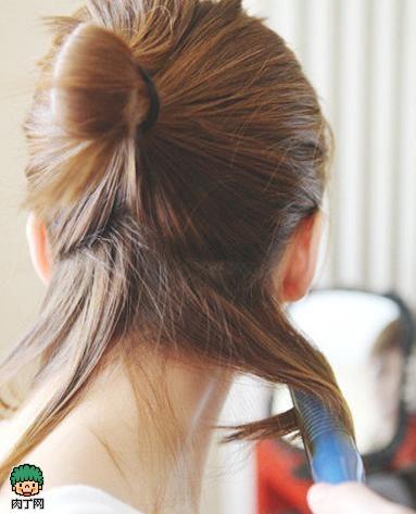 梨花头短发发型图片diy图解教程-封存
