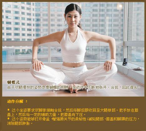 瑜伽初级学习教程