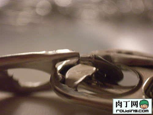 易拉罐拉环制作的手工项链,纯爷们的装饰物-封存 日志