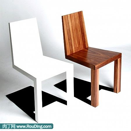 没有支撑的椅子和6条腿的椅子创意