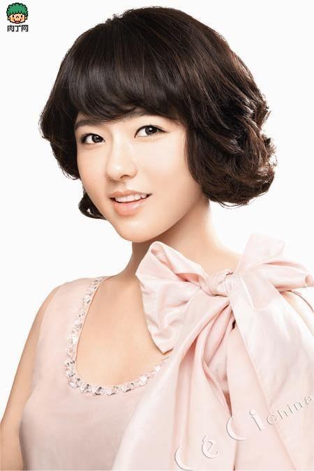 韩剧女星最新韩式发型图片
