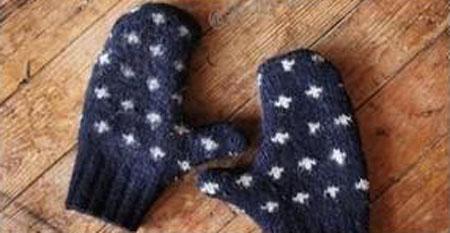 旧毛衣改造 教你用旧毛衣DIY可爱又温暖的手套方法