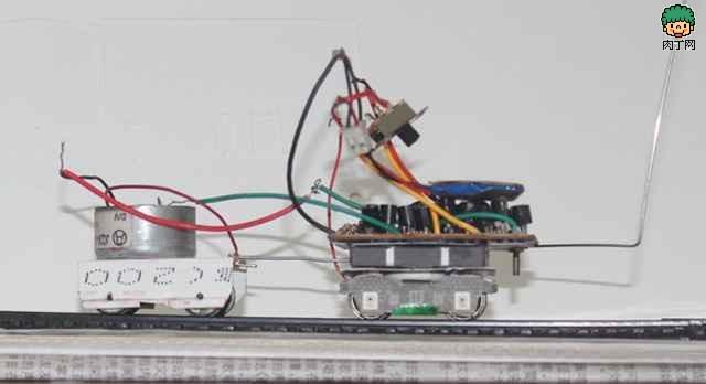 用pvc管自制遥控火车模型的教程图解