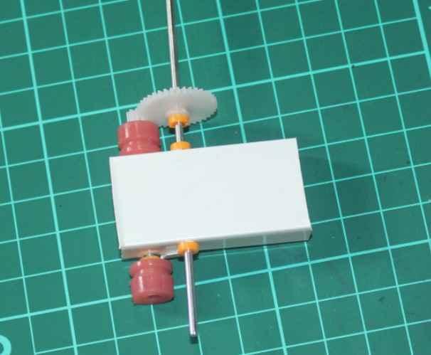 利用PVC管自制超酷高速跑车的制作教程图解