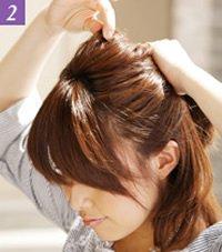 3招成就蓬松大豆发型让你发型告别扁塌头发