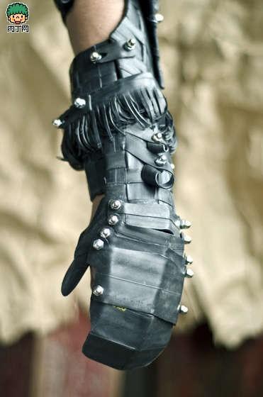 超酷DIY:橡胶版圣女贞德铠甲[12p]