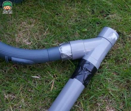 武器小作坊之 如何用吸尘器DIY火箭炮[v]